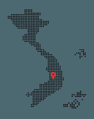 bản đồ homestay buôn ma thuột